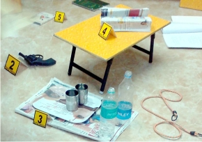 Training : Crime Scene Reconstruction