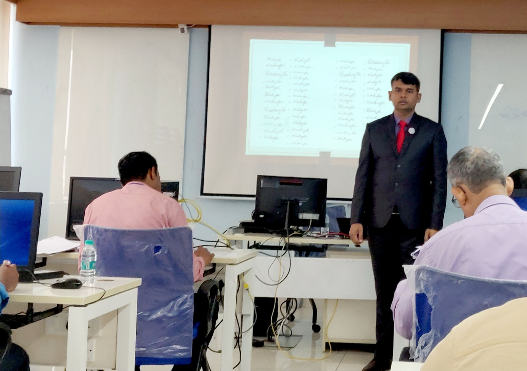 Corporate Training- Cyber Fraud and Signature Verification