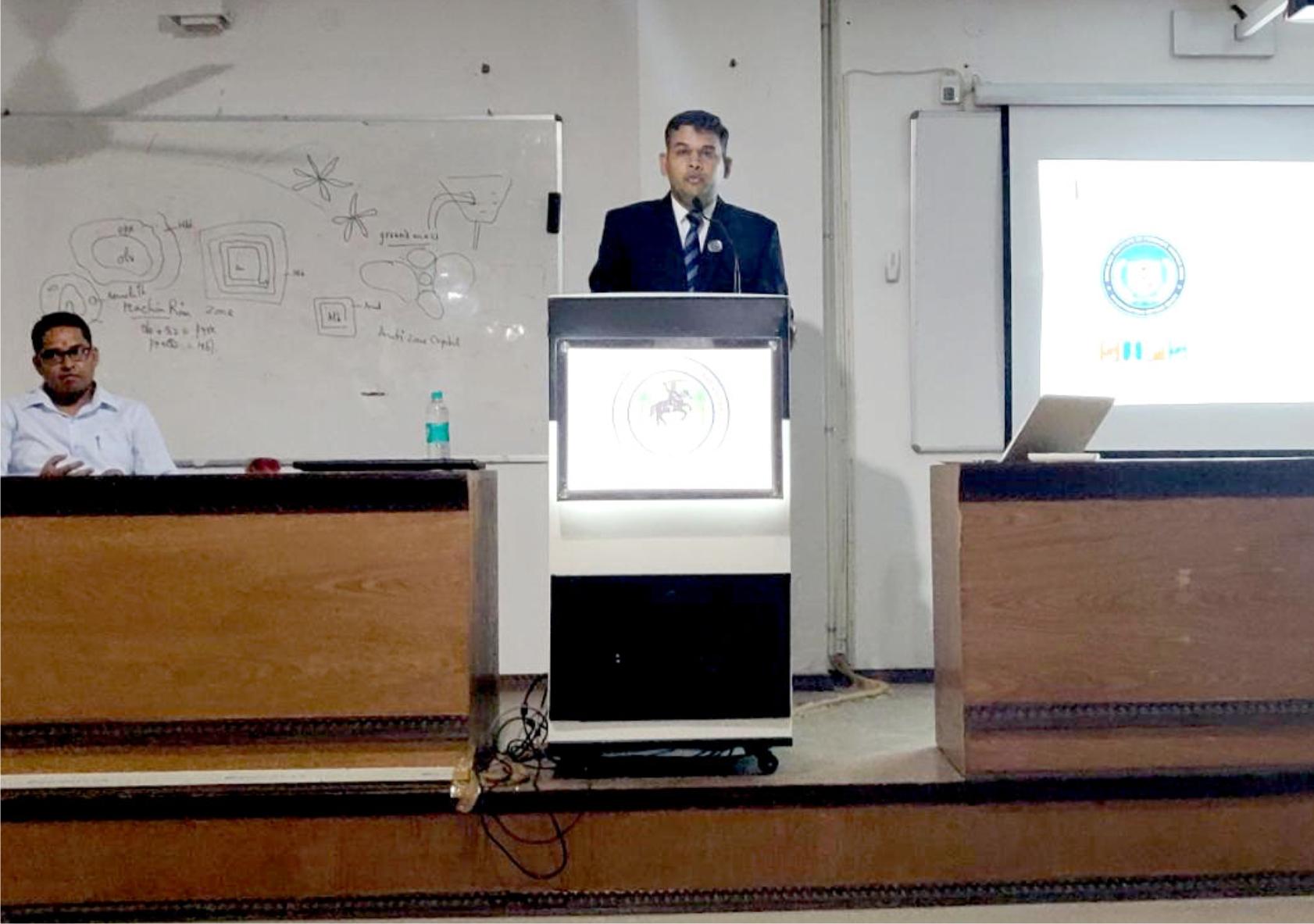 Conference- Bundelkhand University 2019