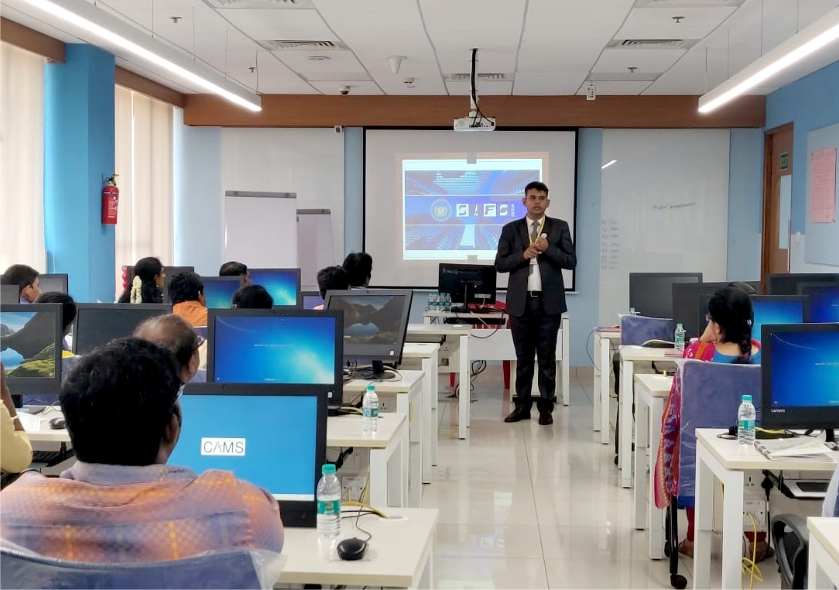 Corporate Training- CAMS Pvt. Ltd. Chennai