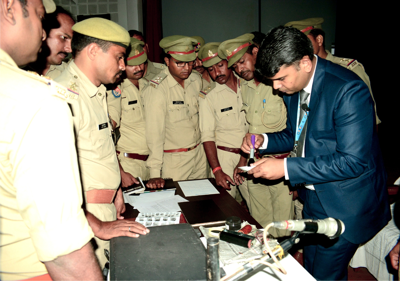 Ayodhya Police Training