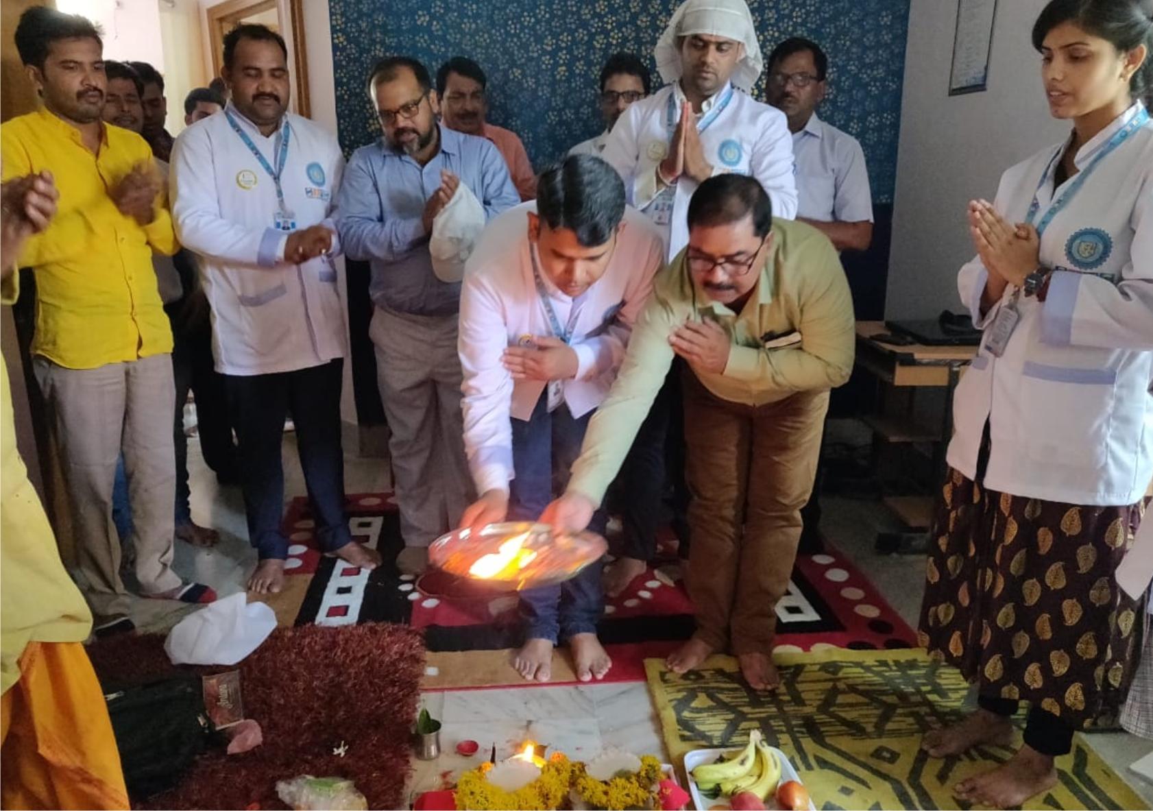 Inauguration of New Branch : Prayagraj (Allahabad)