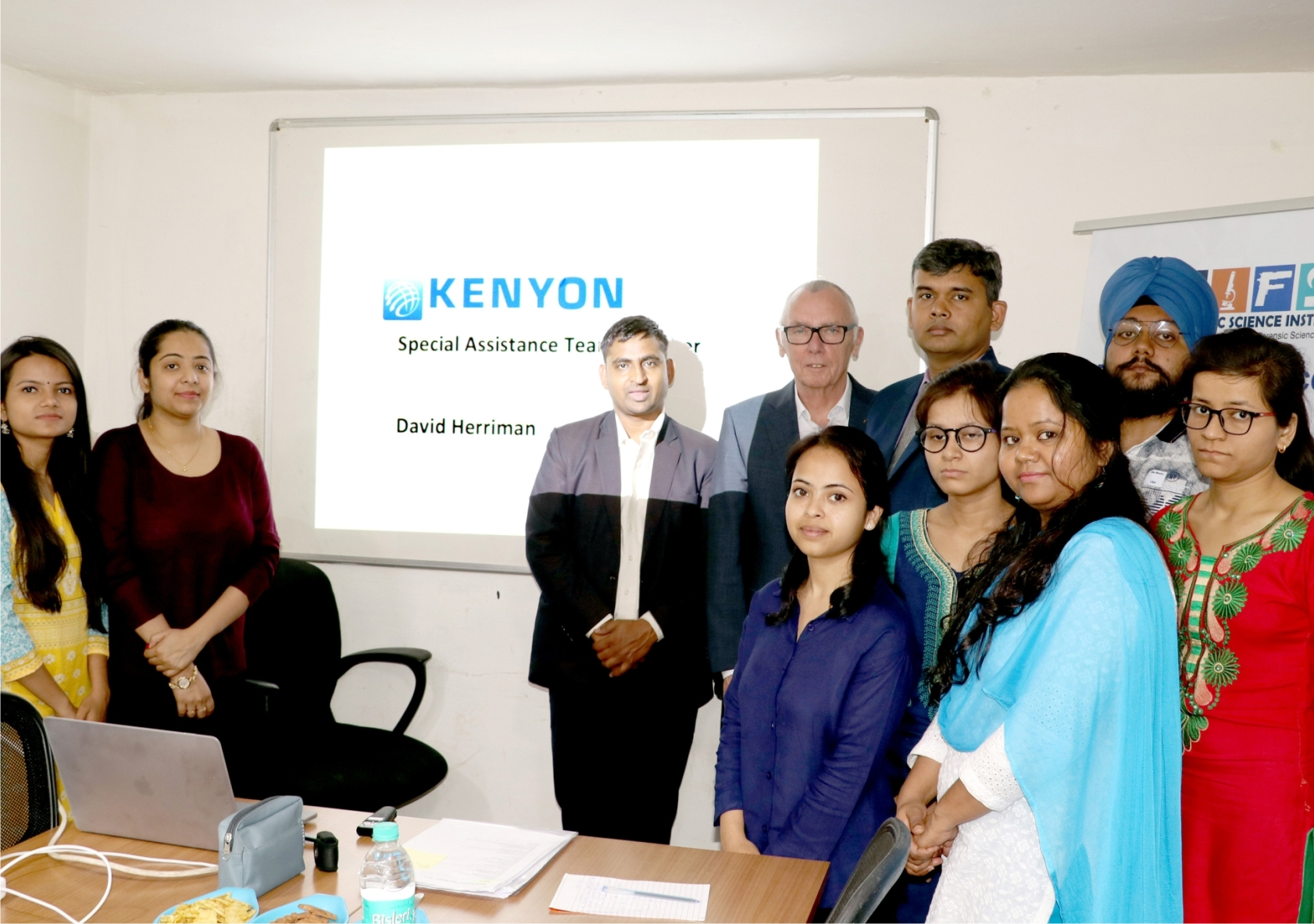 Kenyon- SAT  Member Training