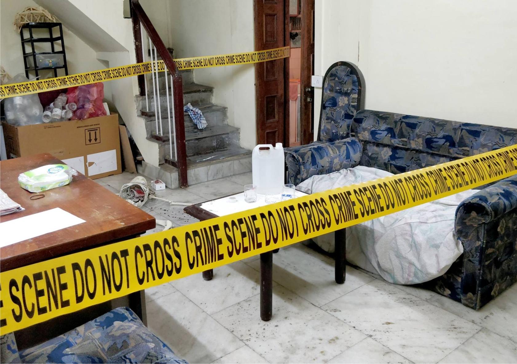 Workshop: Crime Scene Management