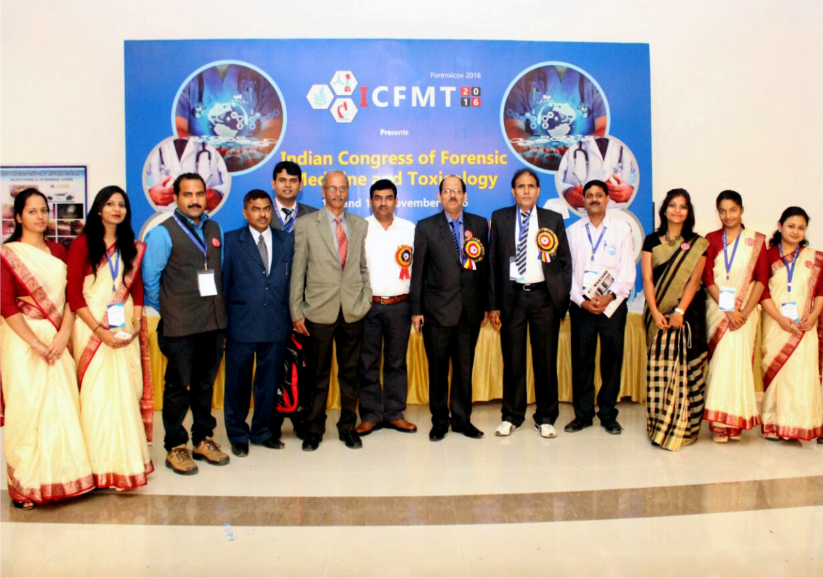 Conference : ICFMT Lucknow 2016