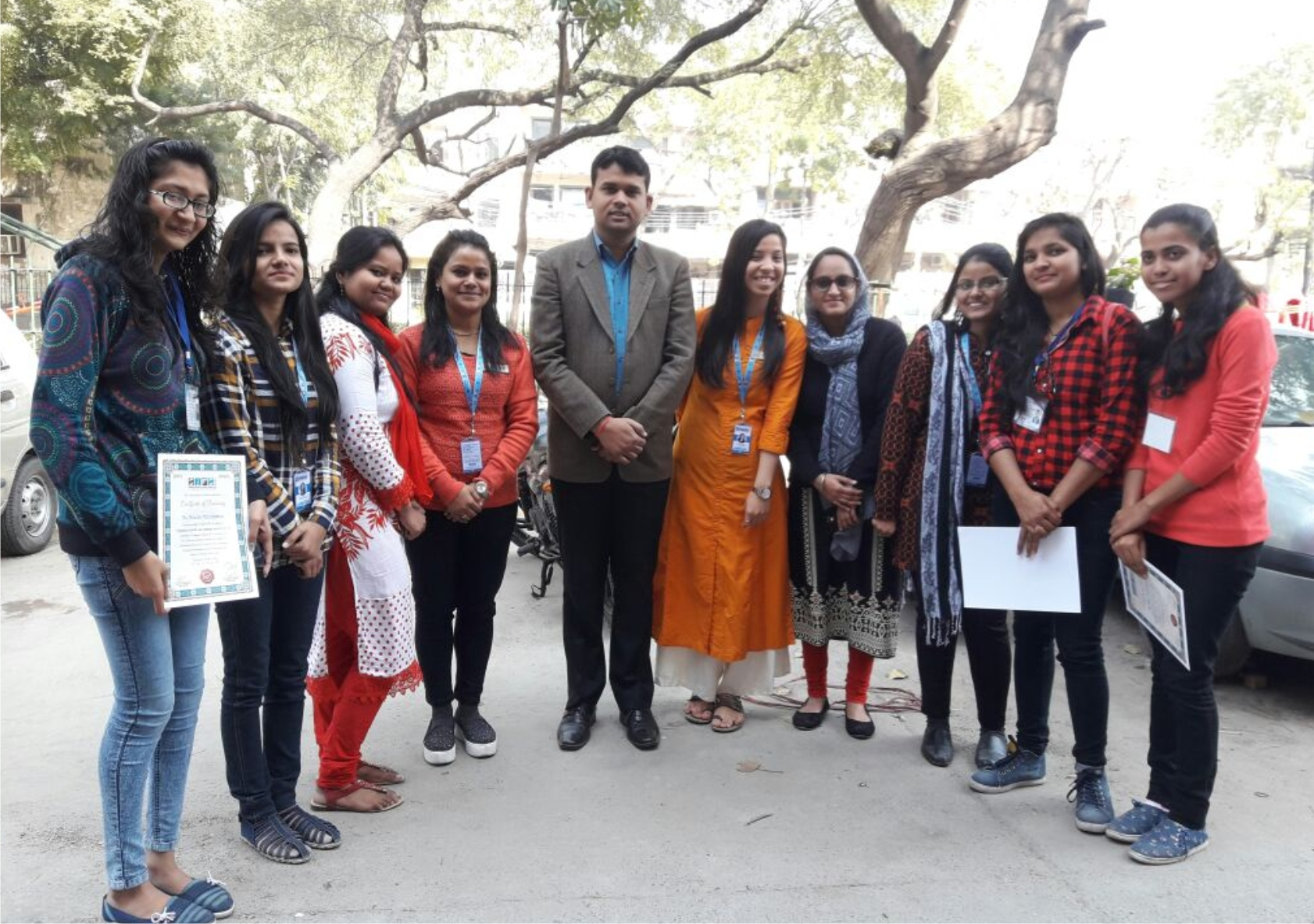 Dronacharya College Gurgaon Educational Visit