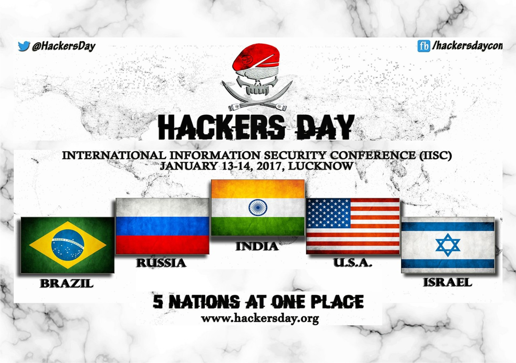 Hackers Day-IISC Conference 2017