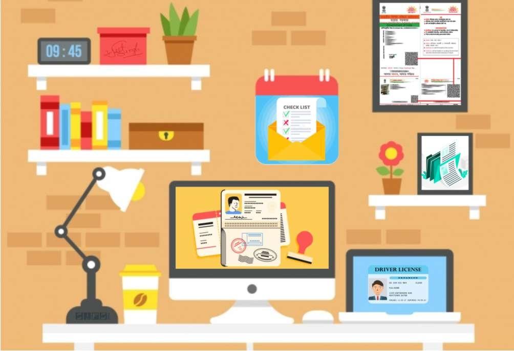 Virtual Training on Document Examination